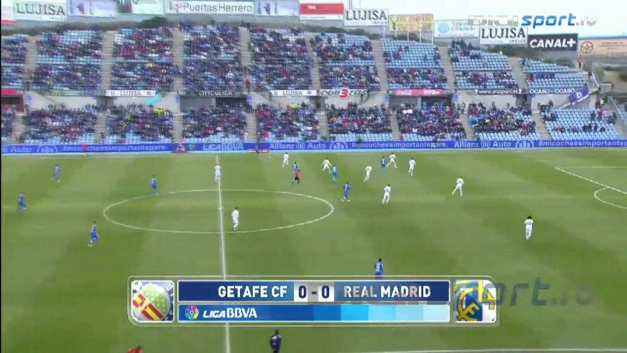 Getafe Real Madrid 0 3: VIDEO Getafe-Real 0-3. Cristiano, Dublă, După Pauză. Real