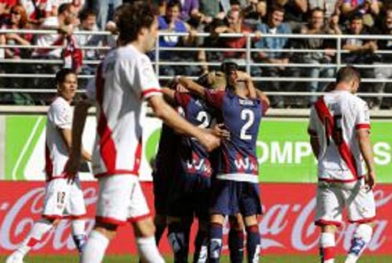 Video: Eibar vs Rayo Vallecano