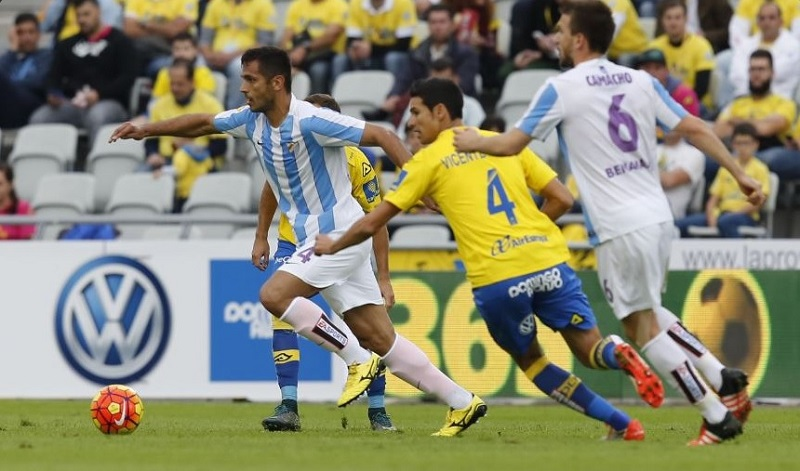 Video: Las Palmas vs Malaga